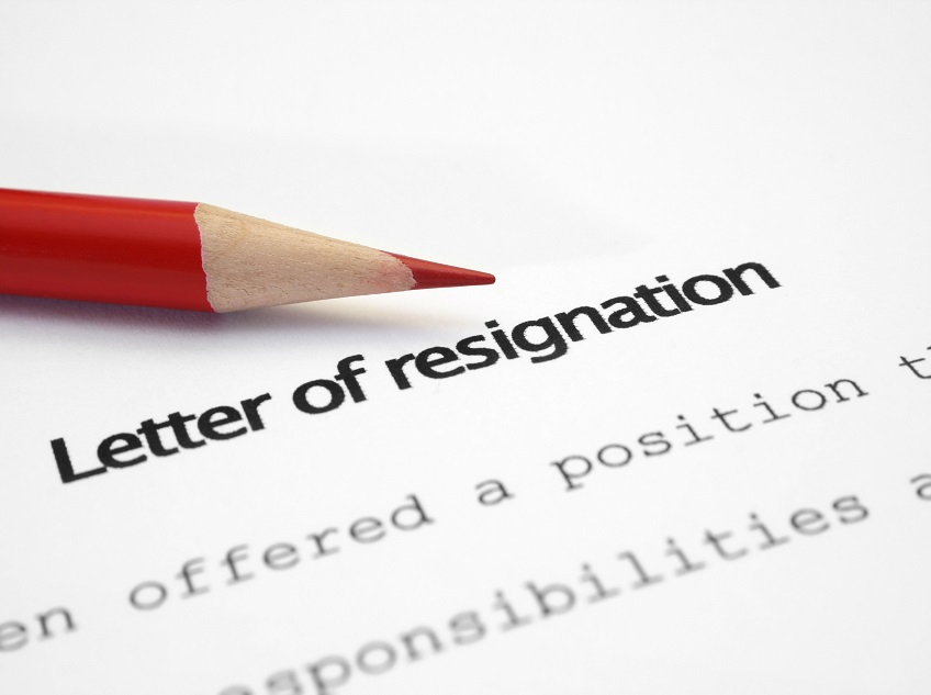 Resignation letter templates expocarfo Images