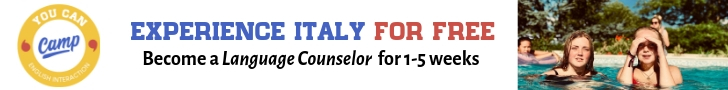 Camp Counselor Volunteer in Italy