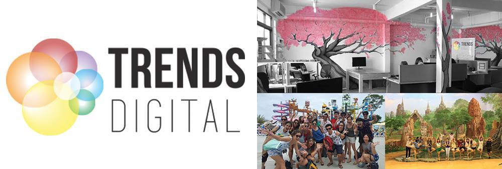 Web & UX Specialist – Trends Digital Co., Ltd.