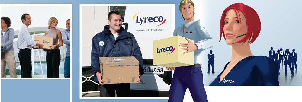 IT Support – Lyreco (Thailand) Co., Ltd.