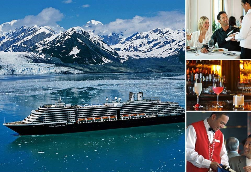 HOLLAND AMERICA CRUISE LINES WINE ATTENDANTS REQUIRED (Thai Nationals)