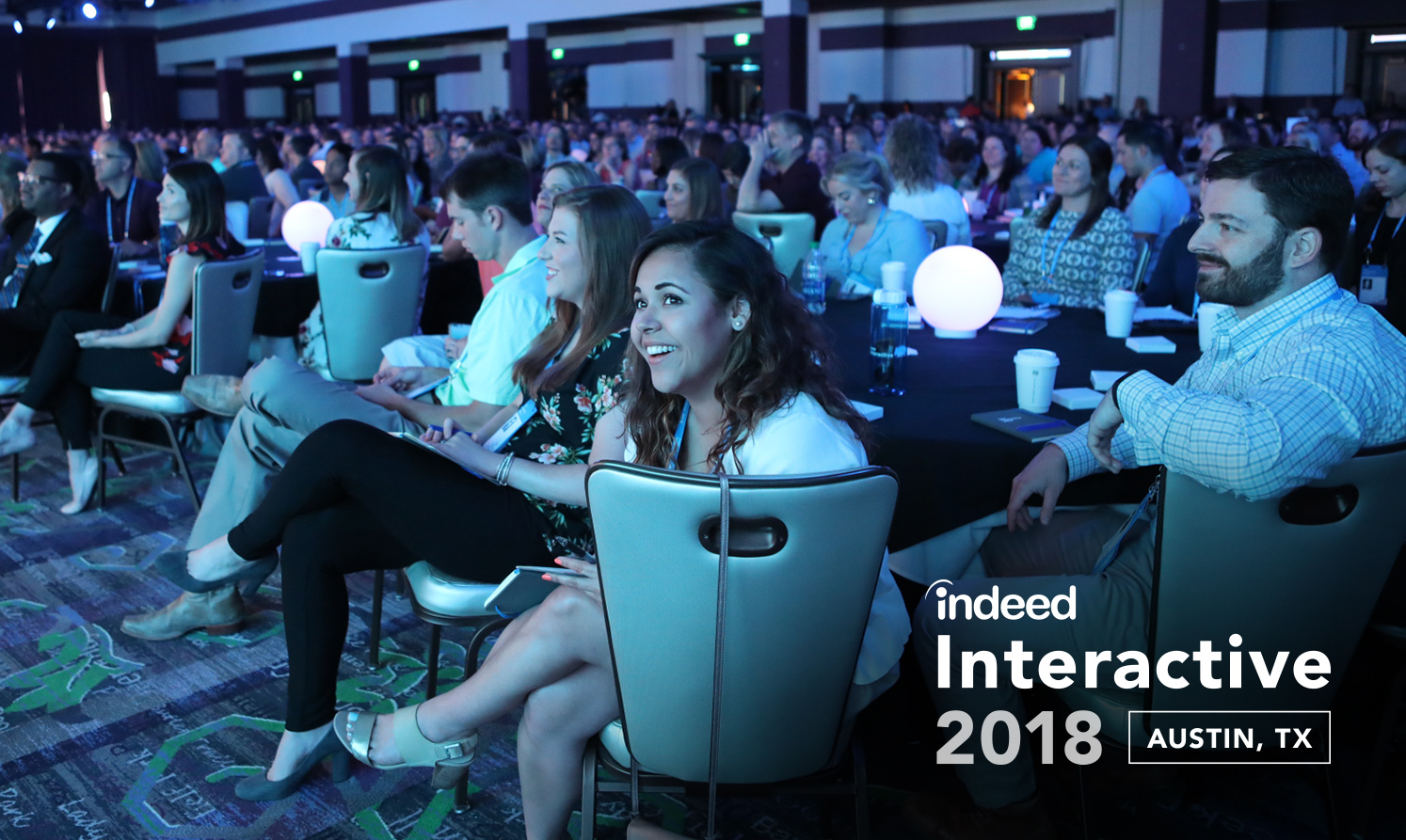 Highlights From Indeed Interactive: Search For Greatness (Part One)
