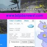 Bangladesh Meteorological Department Career Circular 2016