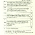 National University Masters First Year Exam Routine 2014