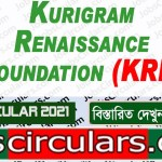 Kurigram Renaissance Foundation (KRF)