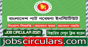 bangladesh jute research institute job circular 2021