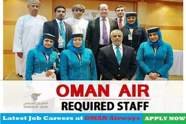 Oman Airways Careers– Cabin Crew, Flight Attendant Jobs