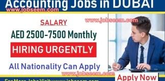 Accountant Jobs in Dubai with Salaries 500+ Job Vacancy 2018