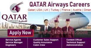 Career in Qatar Airways Recruitment for Qatar Airways Jobs