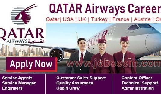 Qatar Airways Careers Latest Job Openings and Recruitment