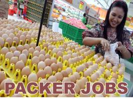 Packer Jobs in Canada for Foreigners Apply Now