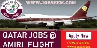 Amiri Flight Careers QATAR Direct Staff Recruitment 2018