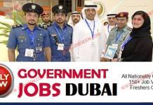 Government Jobs in Dubai UAE Sales, Marketing Jobs in Dubai 2018