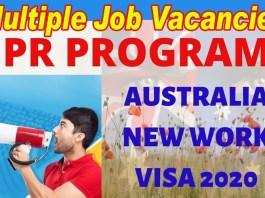 Multiple Vacancies Jobs in Australia for Foreigners 2020 VISA Sponsorship Program