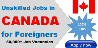 Unskilled Jobs in Canada for Foreigners