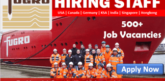 Fugro Careers and Job Opportunities Staff Recruitment Fugro Employment