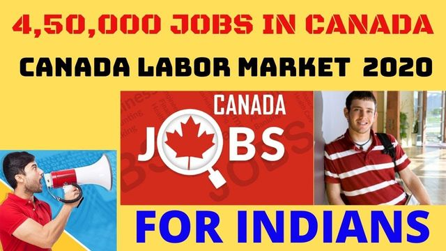 Jobs in Canada for Indians and Freshers