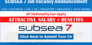 Subsea 7 Job Vacancies Offshore Careers Recruitment