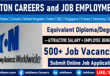 EATON Careers Urgent Staff Hiring in Eaton Center Job Vacancies