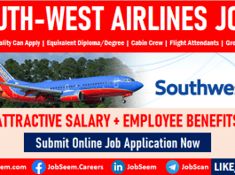 South West Airlines Careers New Job Vacancy Openings and Employment