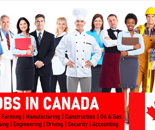 Jobs in Canada for Foreigners