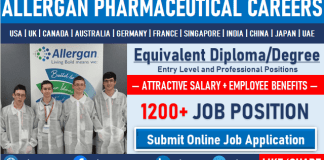 Allergan Careers Employment and Job Vacancies Multiple Job Openings and Recruitment
