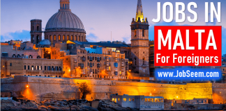 Jobs in Malta For Foreigners