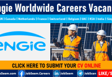 ENGIE Careers Worldwide Vacancies Direct Staff Recruitment and Employment Opportunities