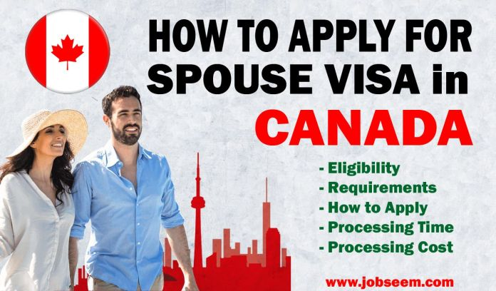 How to Get Spouse Visa in Canada Sponsorship Requirements, Application Process, Cost, Time