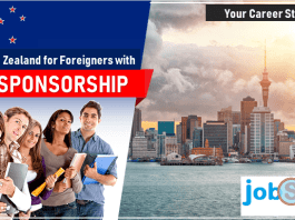 Jobs in New Zealand for Foreigners with Visa Sponsorship