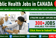 Public Health Jobs in Canada with Salaries 100+ Career Vacancies and Staff Recruitment