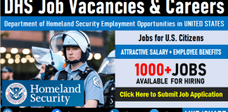 Homeland Security Jobs, DHS- Department of Homeland Security Careers in United States