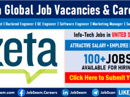 Zeta Global Careers Recruitment Submit Online Job Application and Multiple Job Vacancies