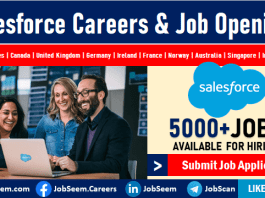 Salesforce Careers, Jobs, Vacancies, and Employment Latest Job Vacancies and Openings