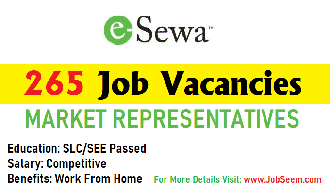 eSewa Jobs and Employment Opportunities