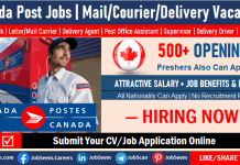 Canada Post Jobs, Careers and Employment Opportunities, Find Canada Post Hiring Near Me and Submit Online Job Application