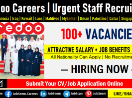 Ooredoo Careers Recruitment, Find Job Vacancies in Middle East, North Africa and Southeast Asia
