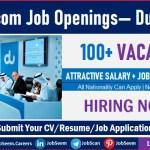 DU Careers Opening for Freshers, DU Telecom Job Vacancies in Dubai, UAE