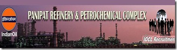 jobs for Engineering and Bsc graduates in panipat refinery