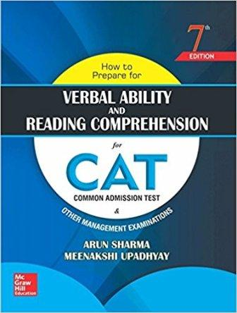 verbal ability and rc book by arun sharma
