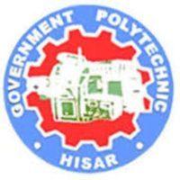 govt polytechnic hisar logo