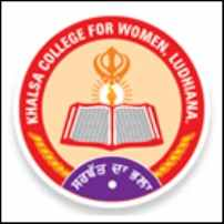 khalsa college for women ludhiana logo
