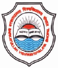 bu bhopal logo