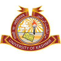 kashmir university logo
