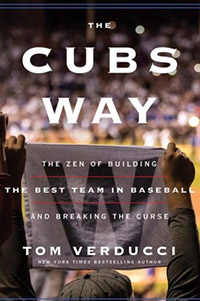 sports management books the cubs way tom verducci