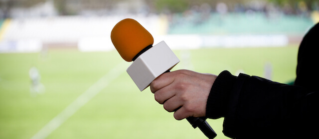 sports broadcaster