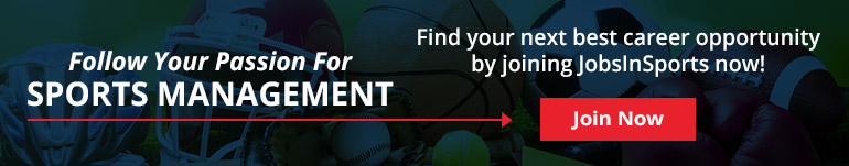 sports management careers cta