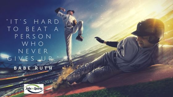 motivational babe ruth sports quotes
