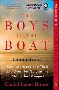 motivational sports books the boys in the boat daniel james brown