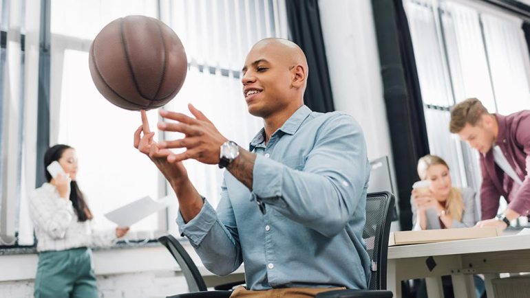 7 College Basketball Jobs Perfect for Fans